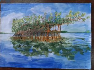 Chetansing Yuv Bhuttoo / Cayman Islands / Age 13