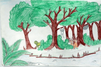 Saumen Gain / Bangladesh / Age 12
