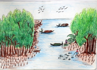 Suva Mistry / Bangladesh / Age 15