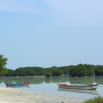 The Beauty Landscape of Virgin Beach // Nathasi Fadhlin // Indonesia