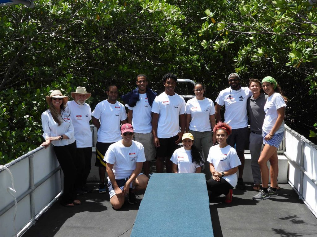 Cayman Island Mangrove Rangers